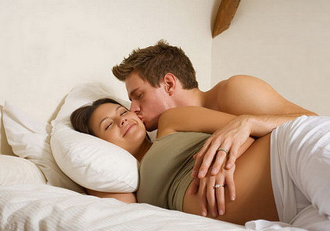 занятие сексом при беременности