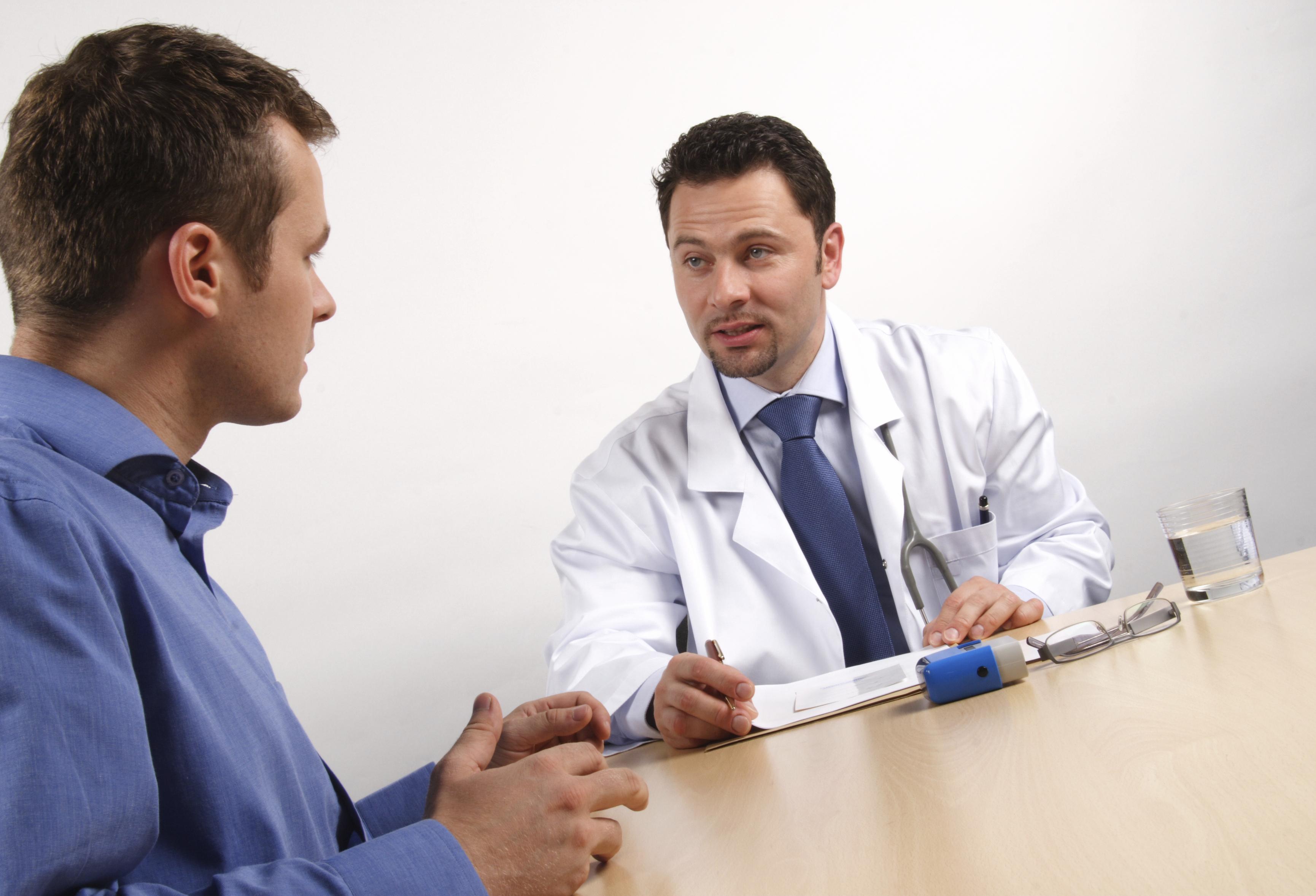 врач говорит