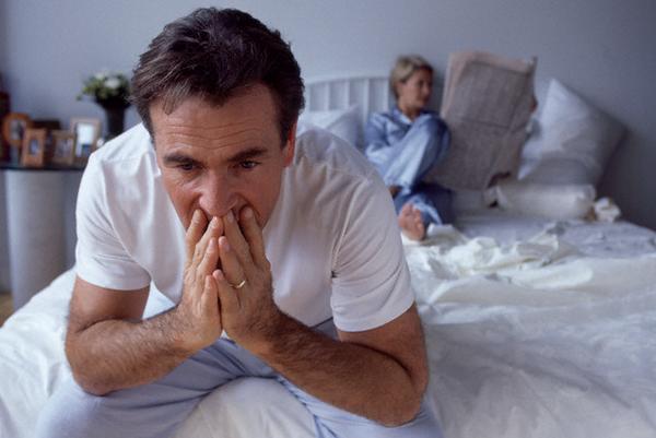 Первые симптомы импотенции у мужчин